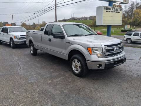 2014 Ford F-150 for sale at Route 22 Autos in Zanesville OH