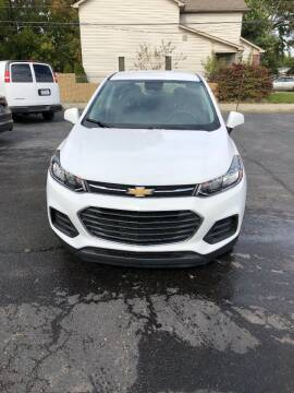 2017 Chevrolet Trax for sale at Car Now LLC in Madison Heights MI