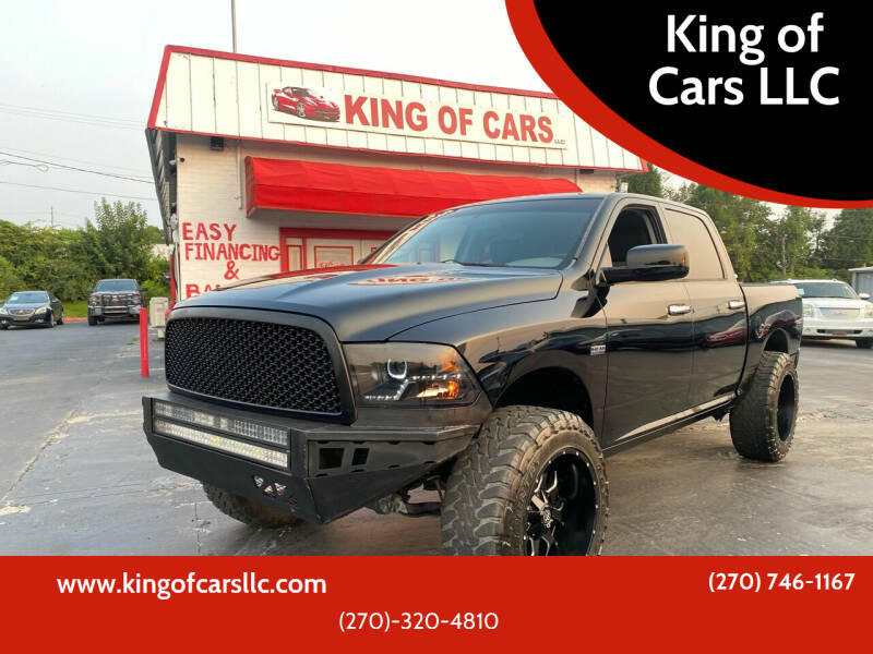2012 RAM Ram Pickup 1500 for sale at King of Cars LLC in Bowling Green KY