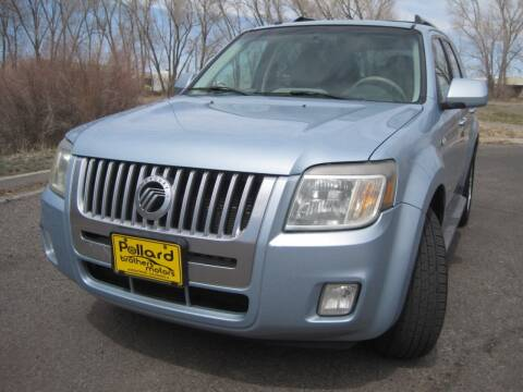 2008 Mercury Mariner for sale at Pollard Brothers Motors in Montrose CO
