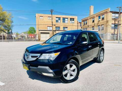 2008 Acura MDX for sale at ARCH AUTO SALES in St. Louis MO