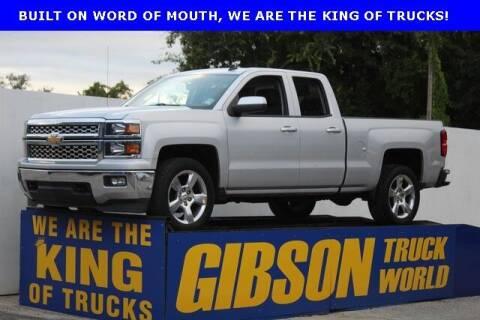 2014 Chevrolet Silverado 1500 for sale at Gibson Truck World in Sanford FL