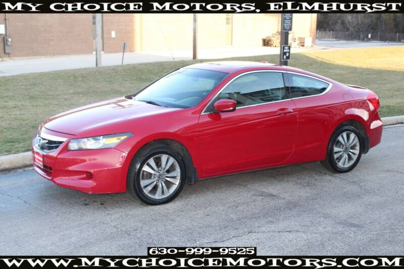 2011 Honda Accord for sale at Your Choice Autos - My Choice Motors in Elmhurst IL