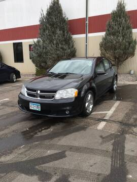 2011 Dodge Avenger for sale at Specialty Auto Wholesalers Inc in Eden Prairie MN