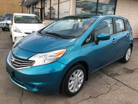 2015 Nissan Versa Note for sale at TOP YIN MOTORS in Mount Prospect IL