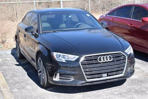 2017 Audi A3 for sale at BOB ROHRMAN FORT WAYNE TOYOTA in Fort Wayne IN