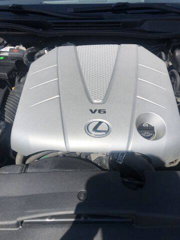 2011 Lexus IS 350 for sale in Stuart, FL