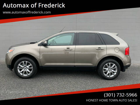 2014 Ford Edge for sale at Automax of Frederick in Frederick MD