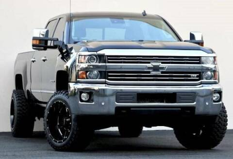 2015 Chevrolet Silverado 3500HD for sale at MS Motors in Portland OR