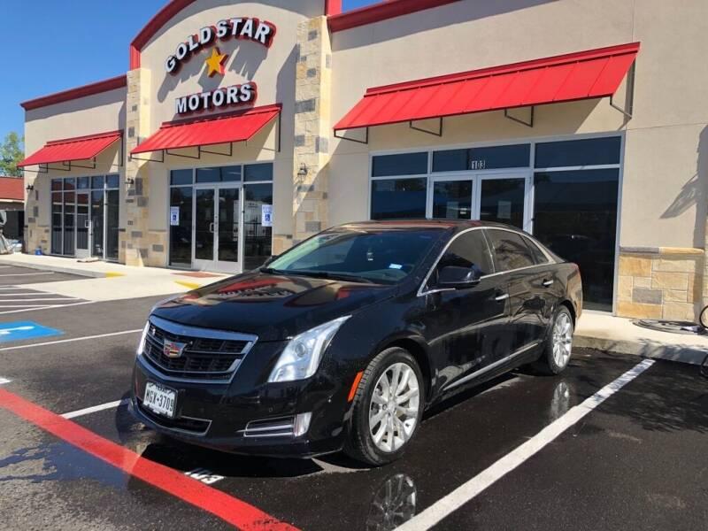2017 Cadillac XTS for sale at Gold Star Motors Inc. in San Antonio TX