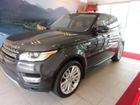 2016 Land Rover Range Rover Sport for sale at Adams Auto Group Inc. in Charlotte NC