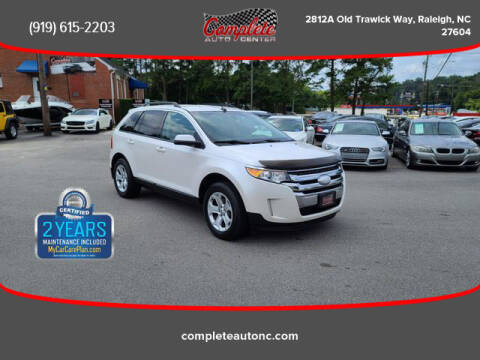2013 Ford Edge for sale at Complete Auto Center , Inc in Raleigh NC