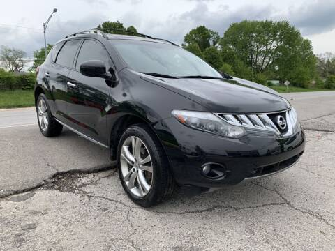 2010 Nissan Murano for sale at InstaCar LLC in Independence MO