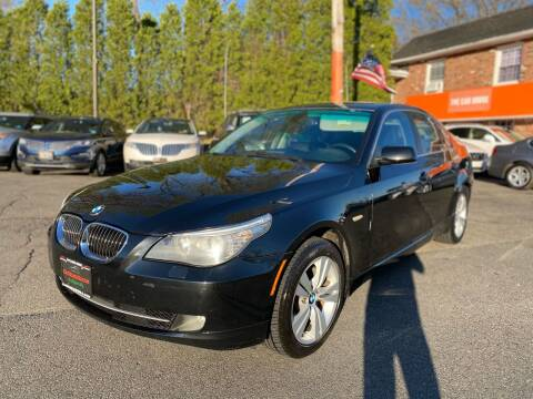 2010 BMW 5 Series for sale at Bloomingdale Auto Group in Bloomingdale NJ