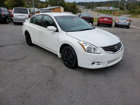 2010 Nissan Altima for sale at DISCOUNT AUTO SALES in Johnson City TN