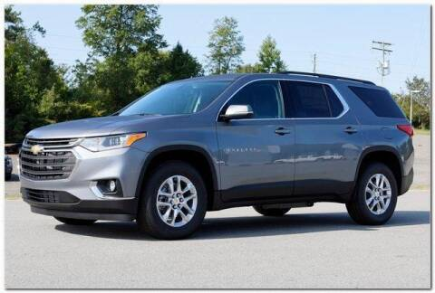 2020 Chevrolet Traverse for sale at WHITE MOTORS INC in Roanoke Rapids NC
