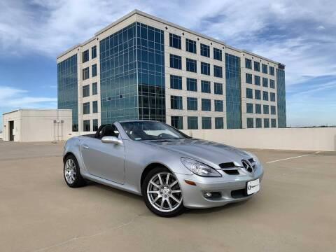 2006 Mercedes-Benz SLK for sale at SIGNATURE Sales & Consignment in Austin TX