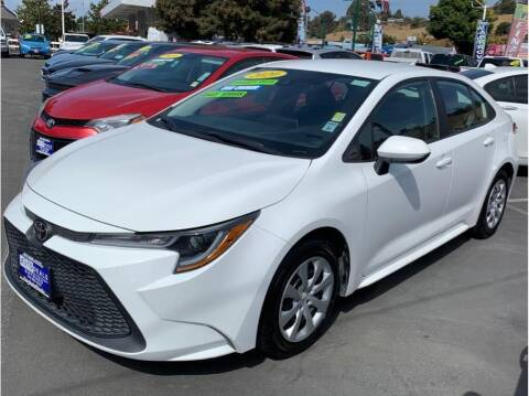 2020 Toyota Corolla for sale at AutoDeals in Hayward CA