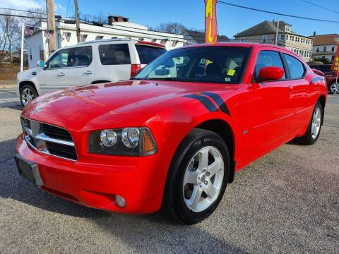 2010 Dodge Charger for sale at Porcelli Auto Sales in West Warwick RI