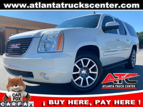 2014 GMC Yukon XL for sale at ATLANTA TRUCK CENTER LLC in Brookhaven GA