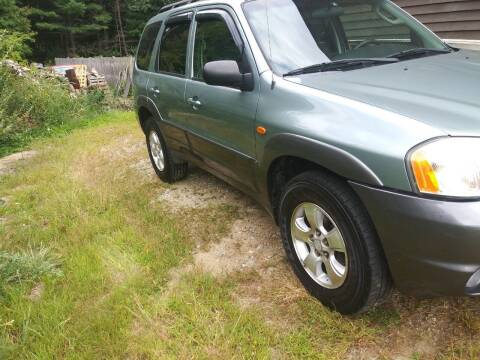 2003 Mazda Tribute for sale at Maple Street Auto Sales in Bellingham MA