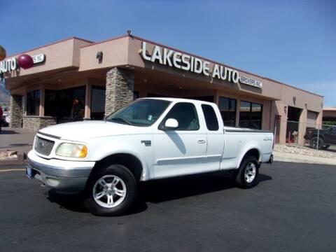 2003 Ford F-150 for sale at Lakeside Auto Brokers Inc. in Colorado Springs CO