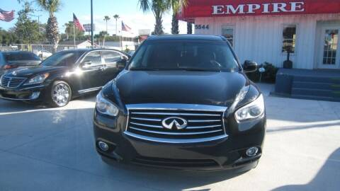 2014 Infiniti QX60 for sale at Empire Automotive Group Inc. in Orlando FL