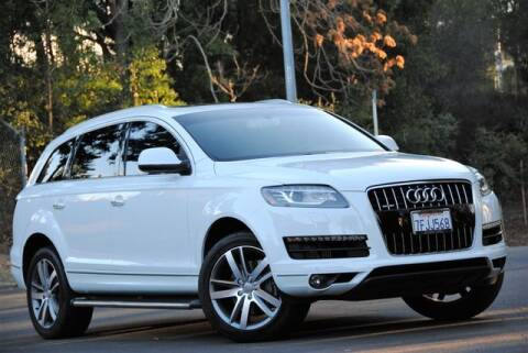 2014 Audi Q7 for sale at VSTAR in Walnut Creek CA
