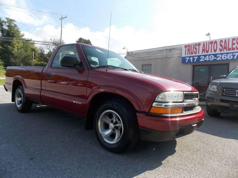 2003 Chevrolet S-10 for sale in Carlisle, PA