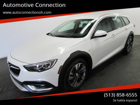 2018 Buick Regal TourX for sale at Automotive Connection in Fairfield OH