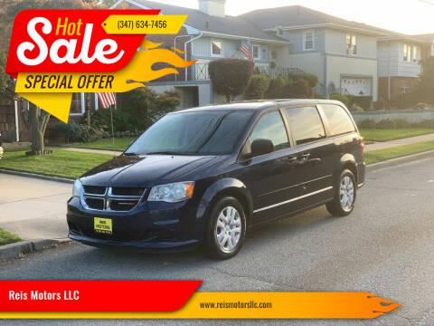 2013 Dodge Grand Caravan for sale at Reis Motors LLC in Lawrence NY