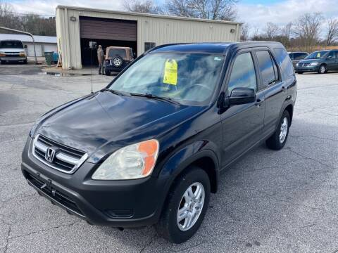 2004 Honda CR-V for sale at Brewster Used Cars in Anderson SC