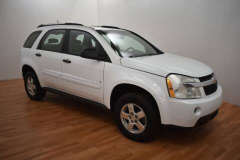 2007 Chevrolet Equinox for sale at Paris Motors Inc in Grand Rapids MI