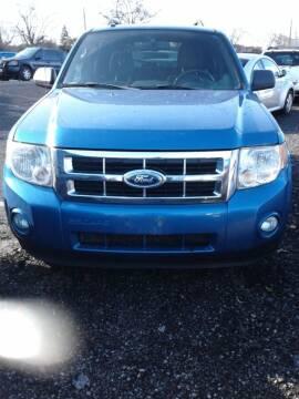2011 Ford Escape for sale at 2 Way Auto Sales in Spokane Valley WA