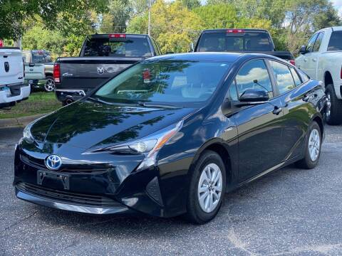 2016 Toyota Prius for sale at North Imports LLC in Burnsville MN