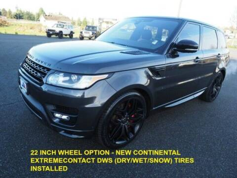 2017 Land Rover Range Rover Sport for sale at Karmart in Burlington WA