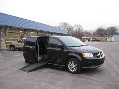 2013 Dodge Grand Caravan for sale at AUTOFARM MINIVAN SUPERSTORE in Middletown IN