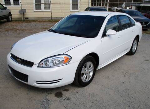 2014 Chevrolet Impala Limited for sale at Family Auto Sales of Mt. Holly LLC in Mount Holly NC