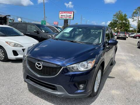 2013 Mazda CX-5 for sale at Jamrock Auto Sales of Panama City in Panama City FL