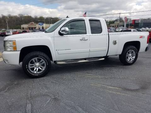 2008 Chevrolet Silverado 1500 for sale at Moores Auto Sales in Greeneville TN
