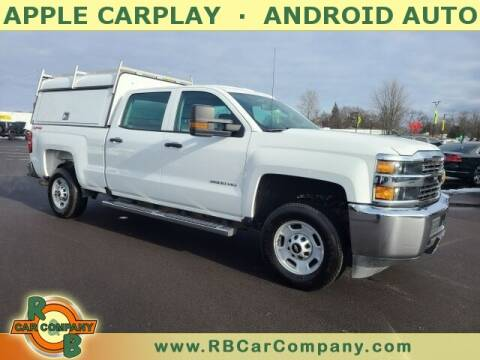 2018 Chevrolet Silverado 2500HD for sale at R & B Car Company in South Bend IN