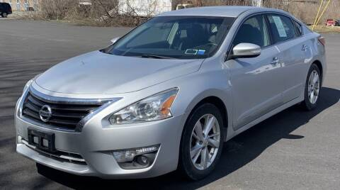 2013 Nissan Altima for sale at Father & Sons Auto Sales in Leeds NY
