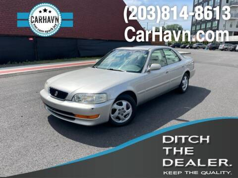 1998 Acura TL for sale at CarHavn in New Haven CT