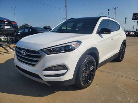 2017 Hyundai Tucson for sale at Bryans Car Corner in Chickasha OK