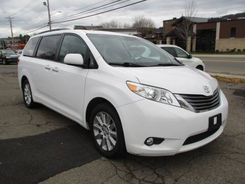 2012 Toyota Sienna for sale at Car Depot Auto Sales in Binghamton NY