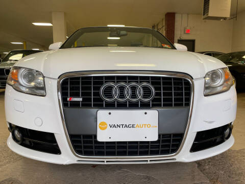 2009 Audi A4 for sale at Vantage Auto Group - Vantage Auto Wholesale in Lodi NJ