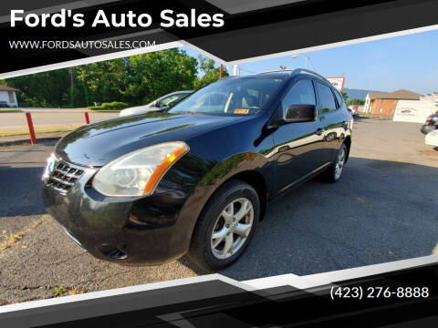 2008 Nissan Rogue for sale at Ford's Auto Sales in Kingsport TN