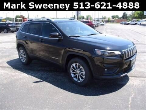 2020 Jeep Cherokee for sale at Mark Sweeney Buick GMC in Cincinnati OH
