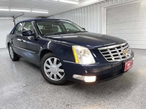 2006 Cadillac DTS for sale at Hi-Way Auto Sales in Pease MN