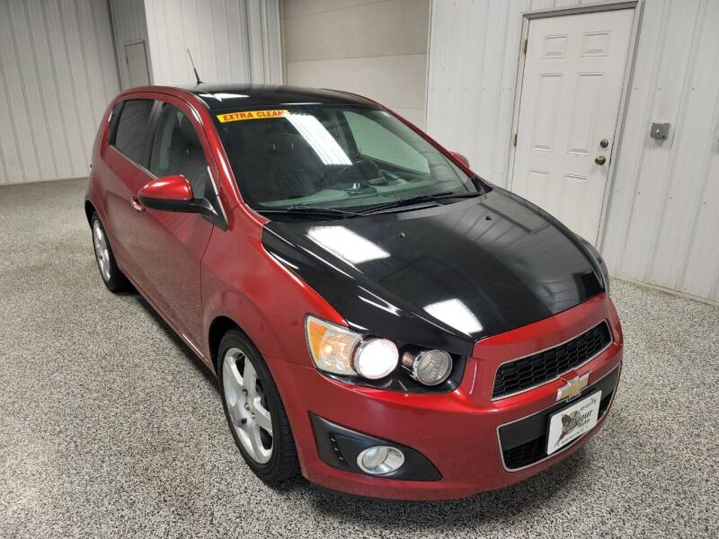 2014 Chevrolet Sonic for sale at LaFleur Auto Sales in North Sioux City SD